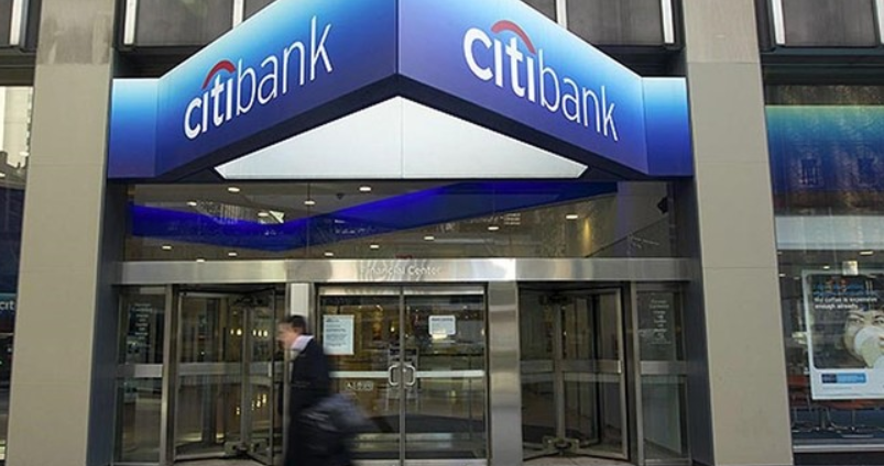 Citigroup Tax Loss
