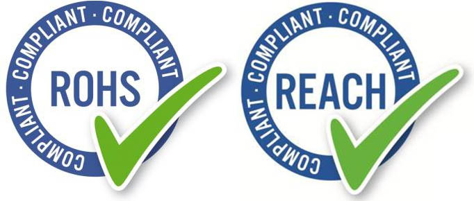 Operationalization RoHS and REACH Certifications